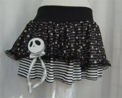 NMC skirt by funkyfunnybone
