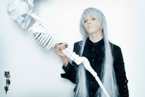 White Death, Undertaker by hakucosplay