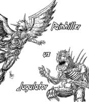Painkiller vs Jugulator by Metallian1990