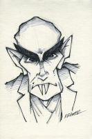 30MM Count Orlok by RobKramer
