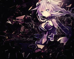Neptune Wallpaper by PiritoO