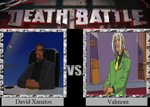 David Xanatos vs. Valmont by JasonPictures