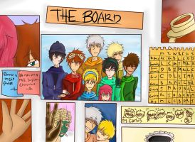 The Board by roppiepop