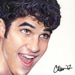 Just Darren drawing by Live4ArtInLA