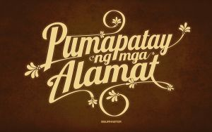 Katay Alamat Wallpaper by Quiccs