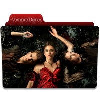 The Vampire Diaries by PatriciaS08