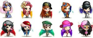 Tell ur opinion which u like? XD by SeitoAnna