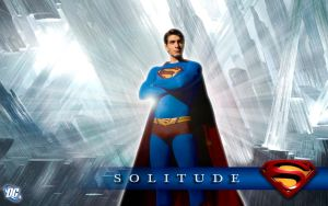 Superman Solitude by Photopops