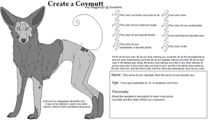 Create a Coymutt! 2.0 by MaggotsPlz