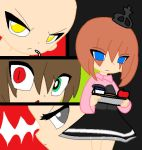 Cherry and Maria Collab. :For AskSonicandBlaze: by Music-Lovette123