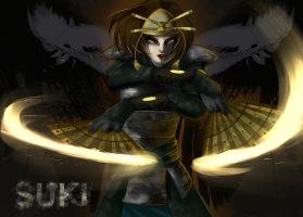 Kyoshi warrior suki15 cropped by Yjayr