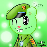 :RQ: Flippy Photo by WandaKinkay