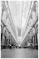 Brussels Grand Gallery - tall by phrozendesign