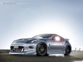 Nismo 370Z by Active-Design