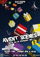 Avent Scenes 2011 - Affiche by CuberToy