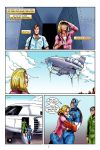 Captain America: Sleepers in Seattle - Page 1 by joeyjarin