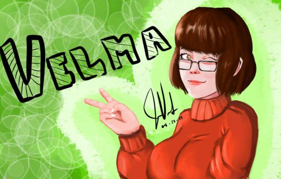 vELMA Dankley by UnusualCow