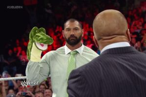 A Shocking Beginning To Monday Night Raw by AlphaMoxley95