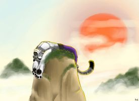 Tai Lung Relaxed by Nerual-56