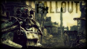 Fallout Tribute by eidemon666