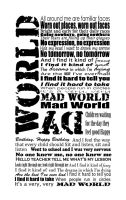 Mad World by lambo311