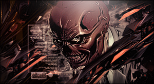 Red Skull by MMFERRA
