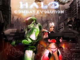 HALO - Combat Evolution by JPL-Animation