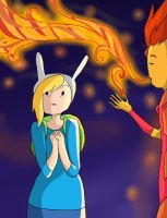 His Fireflies by MangoBunnies