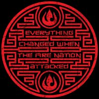 Everything Changed When the Fire Nation Attack by johnnygreek989