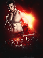 Extreme Rules Poster by fraH2014