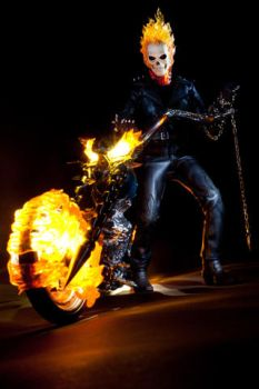 Hot Toys Ghost Rider 3 by Figure-Gallery