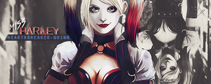 Harley Quinn Signature by Hex-plosive