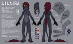 LiLaiRa's Reference 2015 part 01 by LiLaiRa