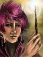 DH: Tonks' Final Stand by clouded-ambition