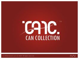 can logo by mD-06
