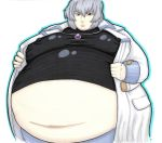 fattened soma for cowboybefat by prisonsuit-rabbitman