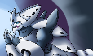 Pokeddexy Day 22 - Favorite Mega Evolution by Inika-Xeathis
