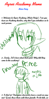Ayres Academy Meme-Christopher by Cannibal-Pie-Chan