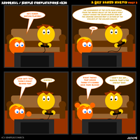 SC230: A Guy Named Marvin 3 by simpleCOMICS