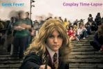 Geek Fever Cosplay Time-Lapse Video by Leonie-Heartilly