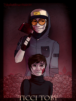 Unnoticed Paranoia by TheRedDeathBringer