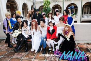 + NANA International Day 11 + by VooDoll