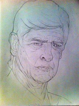 Arsen Wenger by Tijums