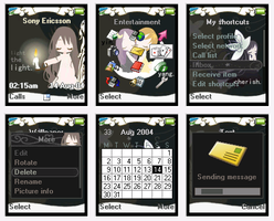Cute tarot card theme I - T610 by cafe-cartel