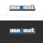 Imaginet Logo Idea v2 by yourTwin