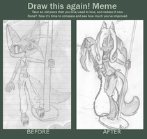 Before after CONTEST by RitaCastle