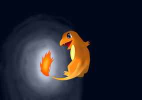 Charmander by Bloodfire09