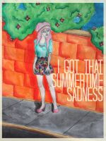 Summertime Sadness by Gergej