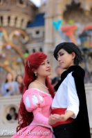 Eric and Ariel by Maho-Urei