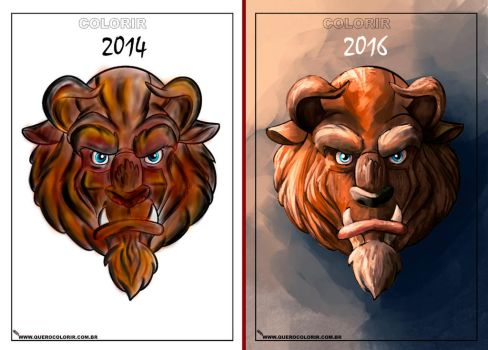 2014-2016 Evolution by ollieestuff